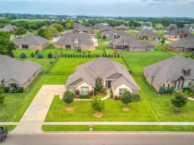 4333 SW 129th Street, Oklahoma City, OK 73173 (MLS #923461) :: Homestead & Co