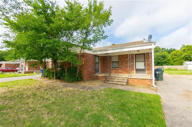 1710 Virginia 1710/1712 Street, Norman, OK 73071 (MLS #923464) :: Homestead & Co