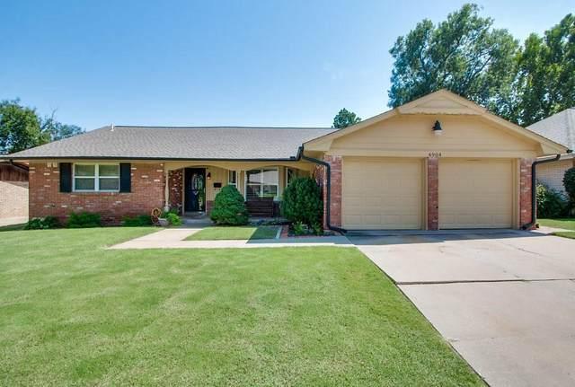4904 Eastman Drive, Oklahoma City, OK 73122 (MLS #923489) :: Homestead & Co