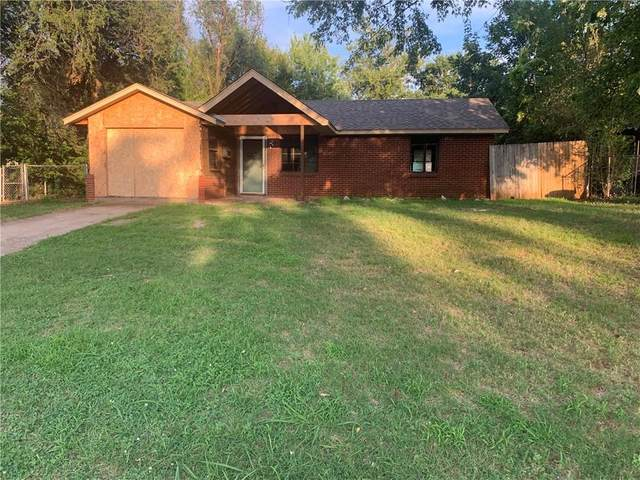 1820 Lariet Lane, Del City, OK 73115 (MLS #923501) :: Homestead & Co