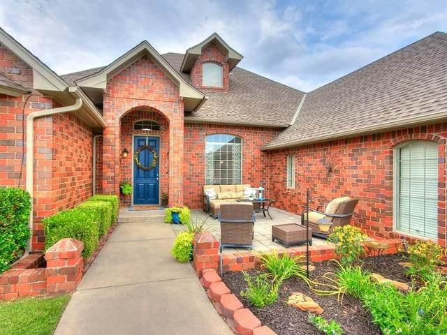 2413 Pantheon Circle, Oklahoma City, OK 73170 (MLS #923504) :: Homestead & Co