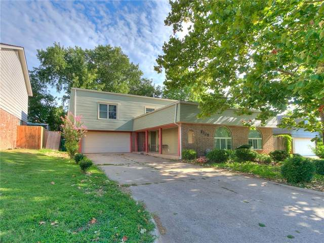 6329 Saintsbury Court, Oklahoma City, OK 73132 (MLS #923519) :: Homestead & Co