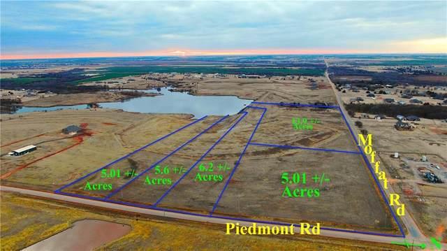 Piedmont Road, Piedmont, OK 73078 (MLS #923537) :: Erhardt Group at Keller Williams Mulinix OKC