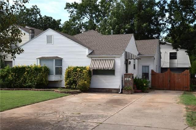 2121 NW 34th Street, Oklahoma City, OK 73112 (MLS #923541) :: Homestead & Co