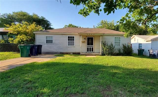 4225 NE 19th Street, Oklahoma City, OK 73121 (MLS #923546) :: Erhardt Group at Keller Williams Mulinix OKC