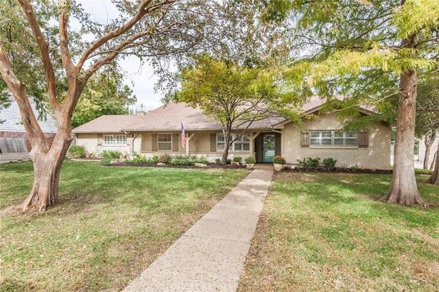 3013 Robin Ridge Road, Oklahoma City, OK 73120 (MLS #923565) :: Erhardt Group at Keller Williams Mulinix OKC