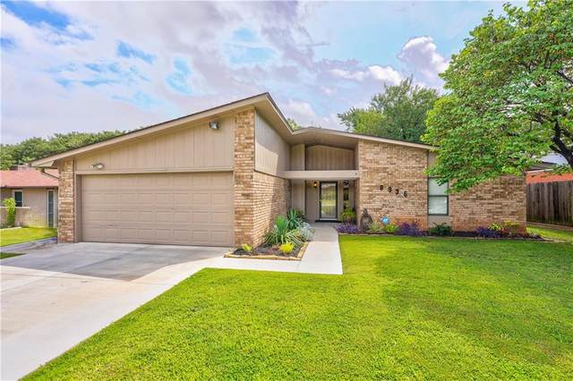 8936 Tilman Drive, Oklahoma City, OK 73132 (MLS #923570) :: Erhardt Group at Keller Williams Mulinix OKC