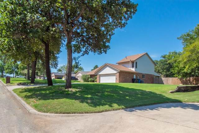 609 Country Lane, Midwest City, OK 73130 (MLS #923572) :: Homestead & Co