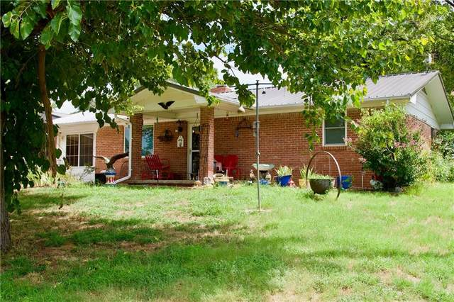 117 N Moran, Fort Cobb, OK 73038 (MLS #923581) :: Homestead & Co