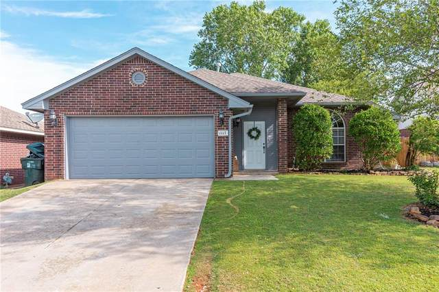 1117 Bald Eagle Court, Norman, OK 73072 (MLS #923586) :: Homestead & Co