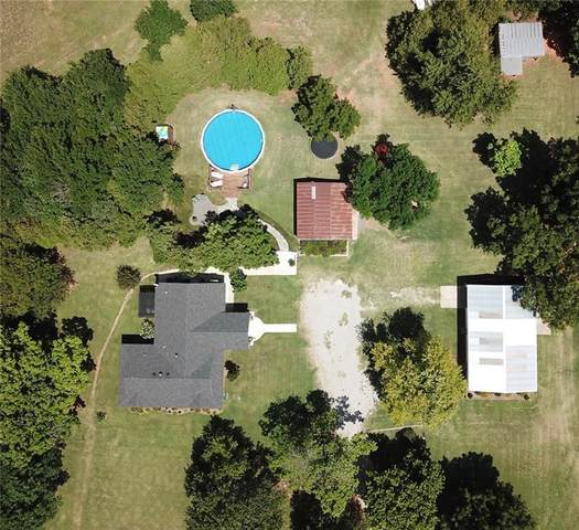 14119 280th Street, Blanchard, OK 73010 (MLS #923596) :: Homestead & Co