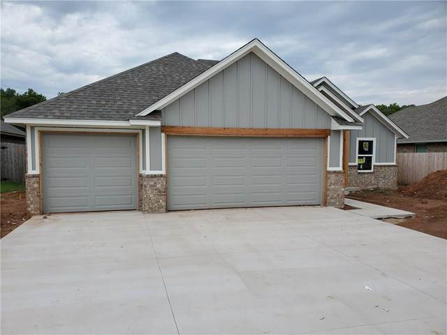 1731 W Blake Way, Mustang, OK 73064 (MLS #923653) :: Homestead & Co