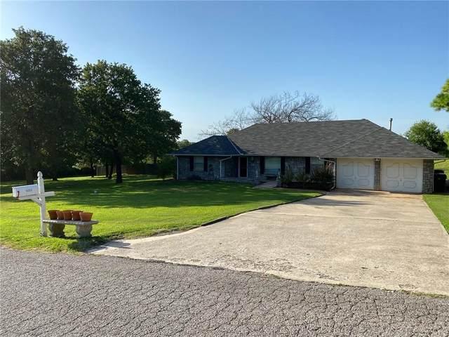 13373 Sycamore Lane, Choctaw, OK 73020 (MLS #923668) :: Homestead & Co