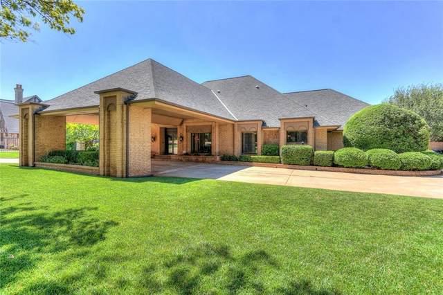 11801 Quail Creek Road, Oklahoma City, OK 73120 (MLS #923686) :: Erhardt Group at Keller Williams Mulinix OKC