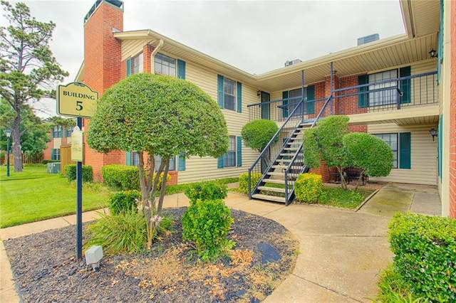 4400 Hemingway Drive #220, Oklahoma City, OK 73118 (MLS #923687) :: Homestead & Co