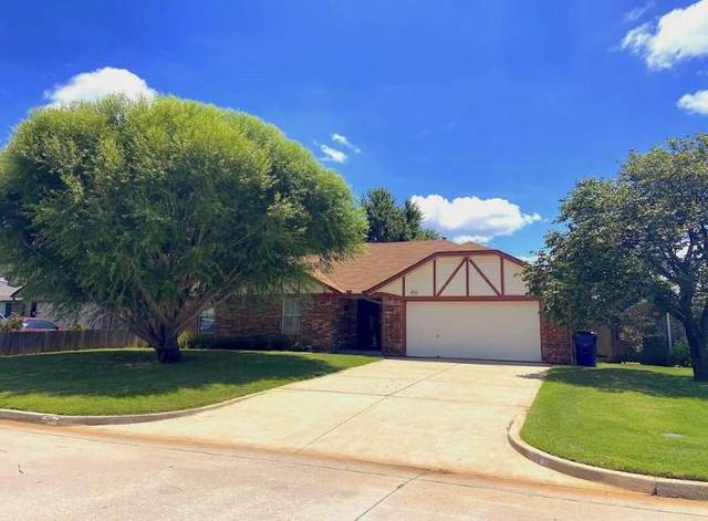 406 W Crooked Branch, Mustang, OK 73064 (MLS #923708) :: Your H.O.M.E. Team