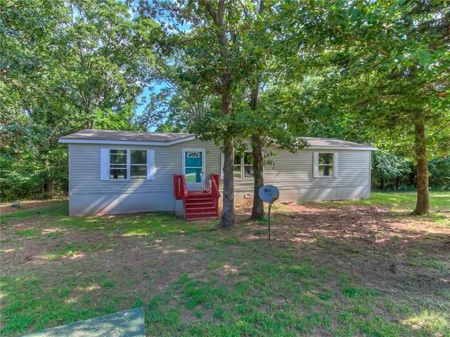 13654 Oak Grove Court, Shawnee, OK 74804 (MLS #923713) :: Homestead & Co