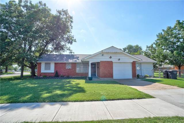 317 S Telephone Road, Moore, OK 73160 (MLS #923738) :: Your H.O.M.E. Team