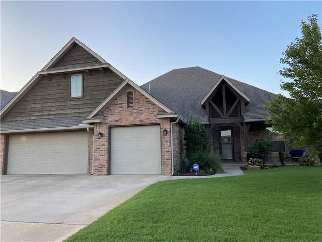 4817 SW 128th Street, Oklahoma City, OK 73173 (MLS #923739) :: Homestead & Co