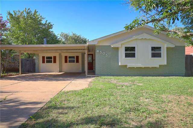 4505 SE 38th Street, Del City, OK 73115 (MLS #923747) :: Homestead & Co