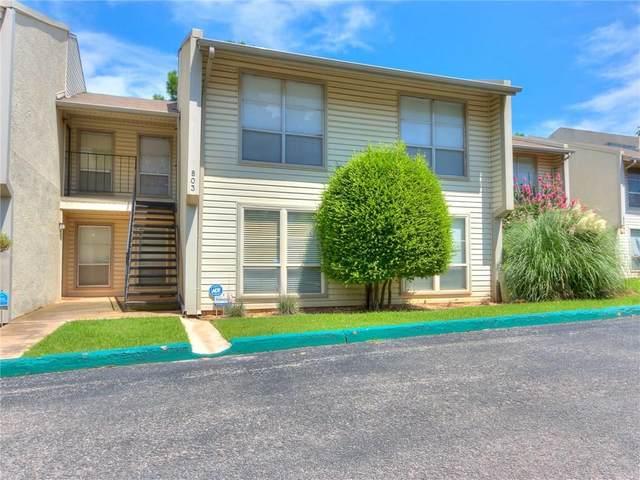 803 Cardinal Creek Boulevard B, Norman, OK 73072 (MLS #923800) :: Homestead & Co