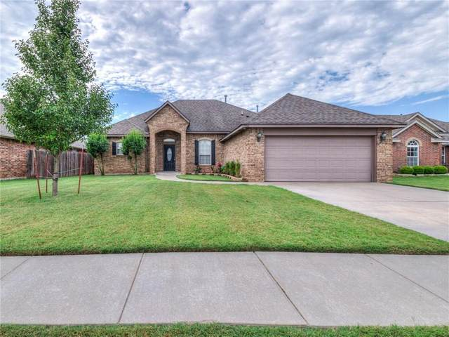 832 Carol Ann Place, Moore, OK 73160 (MLS #923818) :: Your H.O.M.E. Team