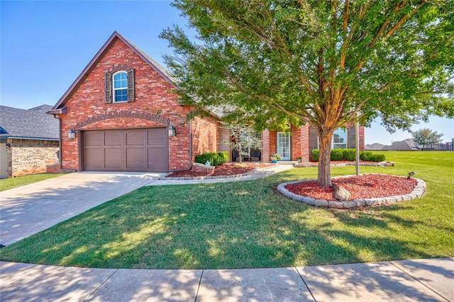 3260 Orchard Avenue, Edmond, OK 73012 (MLS #923824) :: Erhardt Group at Keller Williams Mulinix OKC