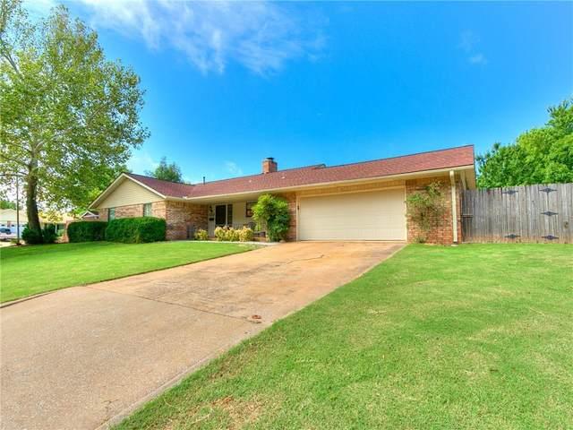 2706 Willow Creek Drive, Norman, OK 73071 (MLS #923891) :: Keri Gray Homes