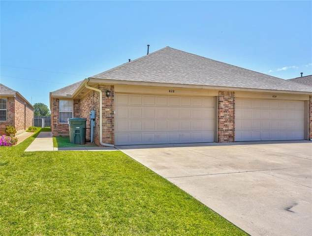 424 Sterling Pointe Way, Edmond, OK 73003 (MLS #923967) :: Your H.O.M.E. Team