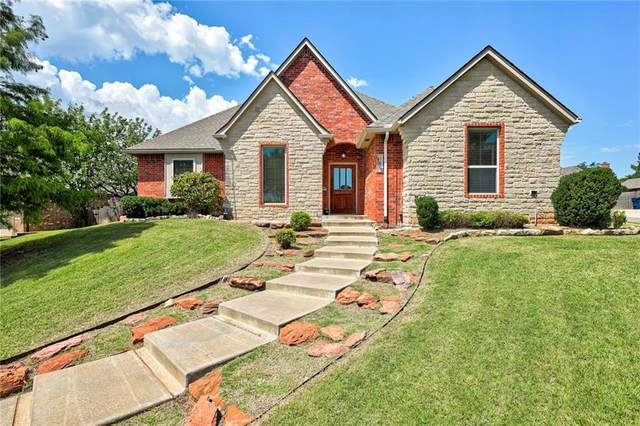 13809 Canterbury Drive, Edmond, OK 73013 (MLS #924029) :: Your H.O.M.E. Team