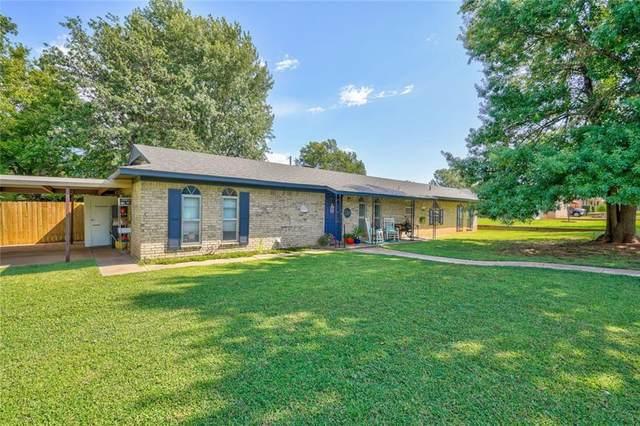 110 Belmont Drive, Chickasha, OK 73018 (MLS #924034) :: Keri Gray Homes