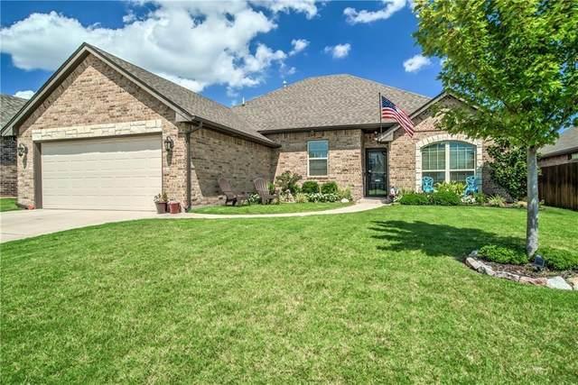 18716 Rush Springs Lane, Edmond, OK 73012 (MLS #924062) :: Homestead & Co