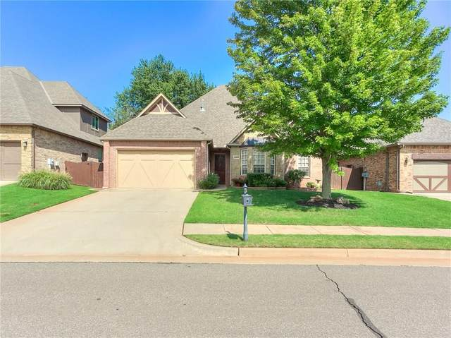 3308 Cheyenne Villa Circle, Edmond, OK 73013 (MLS #924089) :: Your H.O.M.E. Team