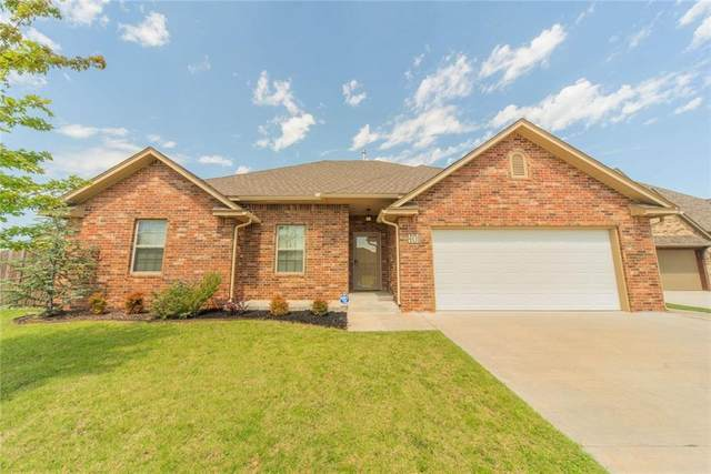 401 Hunters Glen Court, Moore, OK 73160 (MLS #924098) :: Your H.O.M.E. Team