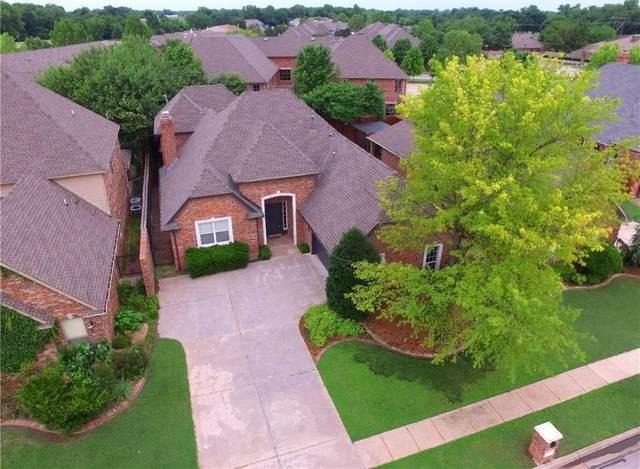 3109 Trails Court, Norman, OK 73072 (MLS #924136) :: Keri Gray Homes