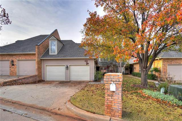5509 Fairway Drive, Edmond, OK 73003 (MLS #924150) :: Homestead & Co