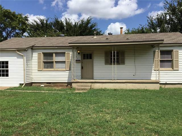 407 Elm Street, Midwest City, OK 73110 (MLS #924170) :: Erhardt Group at Keller Williams Mulinix OKC