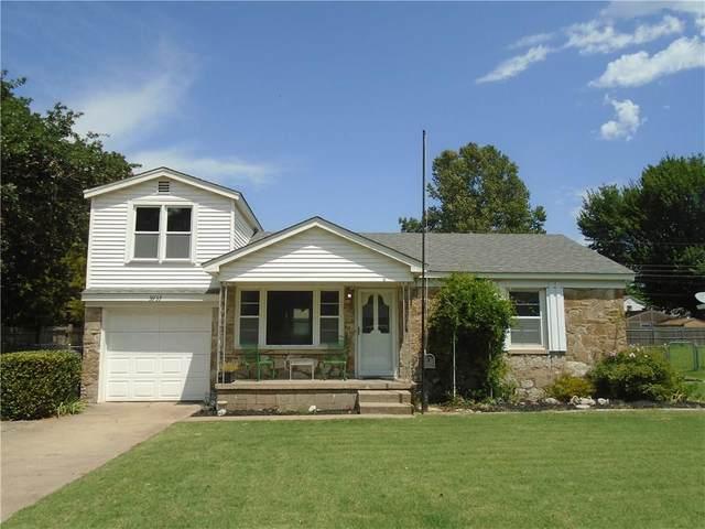 5937 NW 27th Street, Oklahoma City, OK 73127 (MLS #924217) :: Keri Gray Homes
