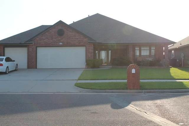 3107 Carey Place, Moore, OK 73160 (MLS #924223) :: Your H.O.M.E. Team