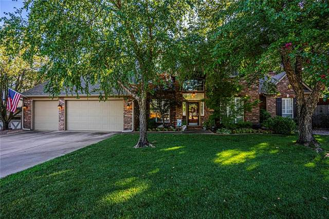 2900 Kingwood Drive, Edmond, OK 73013 (MLS #924232) :: Your H.O.M.E. Team