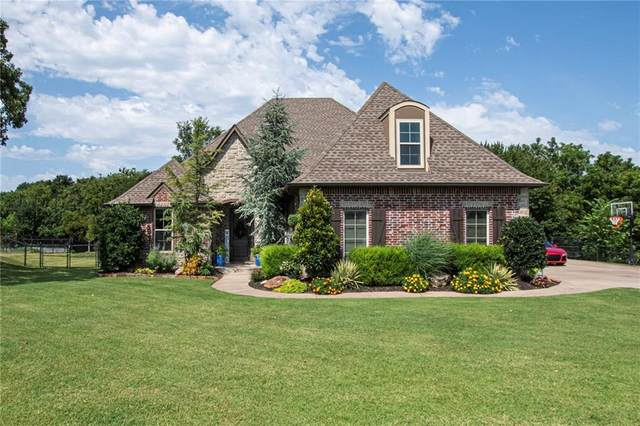 9525 Bergamo Boulevard, Edmond, OK 73034 (MLS #924238) :: Your H.O.M.E. Team