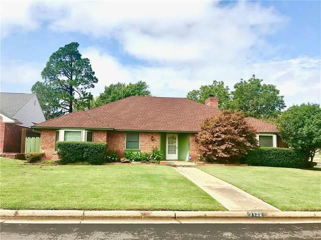 3132 NW 52nd Street, Oklahoma City, OK 73112 (MLS #924298) :: Homestead & Co