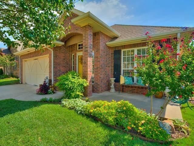 15900 San Clemente Drive, Edmond, OK 73013 (MLS #924300) :: Homestead & Co