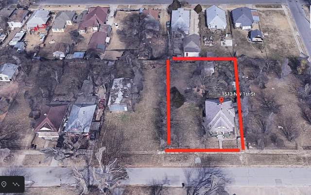 1513 NW 1st Street, Oklahoma City, OK 73106 (MLS #924378) :: Homestead & Co