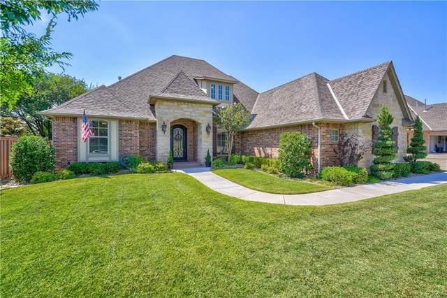 3125 Lavender Lane, Edmond, OK 73012 (MLS #924442) :: Homestead & Co