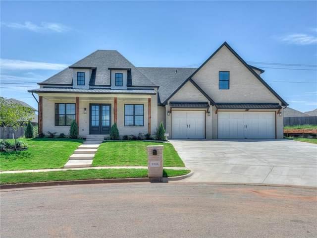 8904 NW 130th Street, Oklahoma City, OK 73142 (MLS #924465) :: Keri Gray Homes