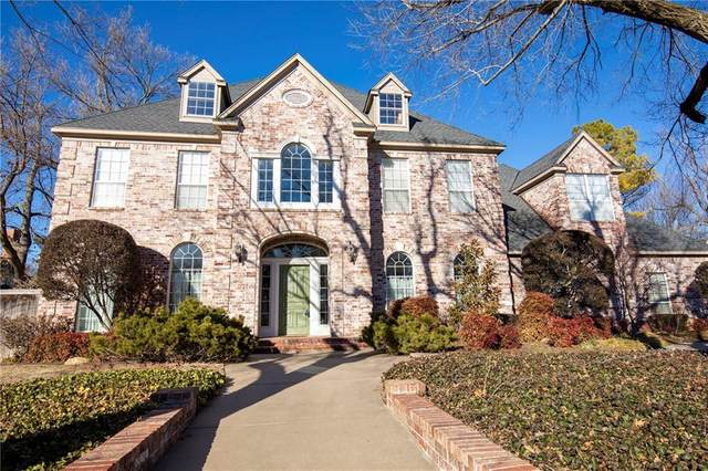 2917 Castlewood Drive, Norman, OK 73072 (MLS #924470) :: Maven Real Estate