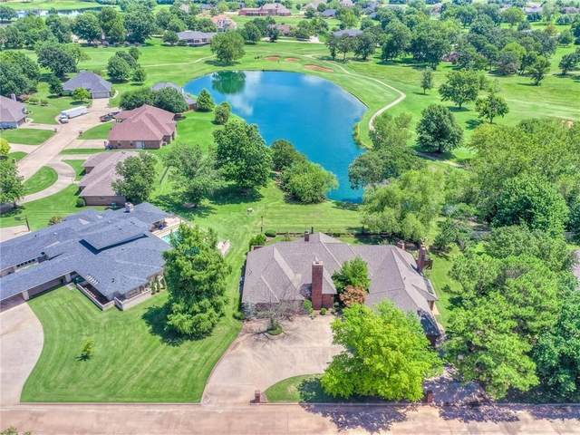 503 Lakeside Court, Shawnee, OK 74801 (MLS #924488) :: Homestead & Co