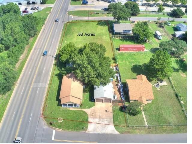 3625 SW 12 Street, Oklahoma City, OK 73108 (MLS #924510) :: Homestead & Co