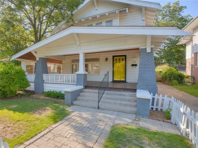 524 NW 19th Street, Oklahoma City, OK 73103 (MLS #924549) :: Homestead & Co